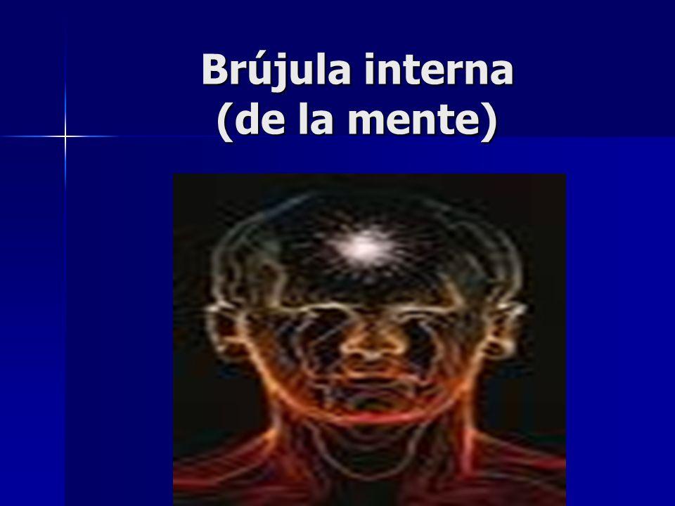 Brújula interna (de la mente)