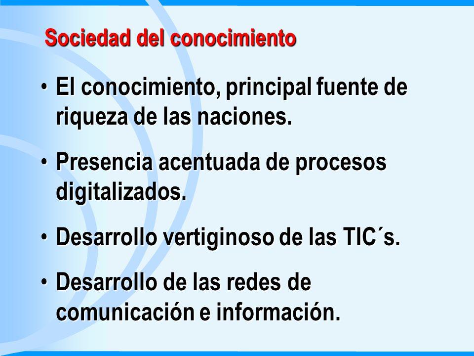 Tendencias de la Educación Superior Mexicana Tener capacidad para hacer frente a las incertidumbres.