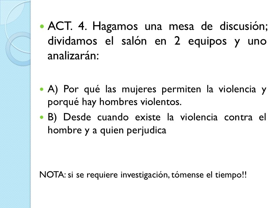 ACT.4.