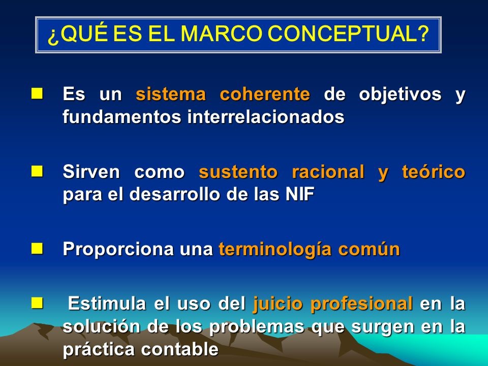 Es un sistema coherente de objetivos y fundamentos interrelacionados Es un sistema coherente de objetivos y fundamentos interrelacionados Sirven como
