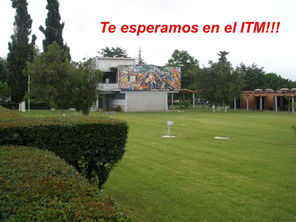 Te esperamos en el ITM!!!