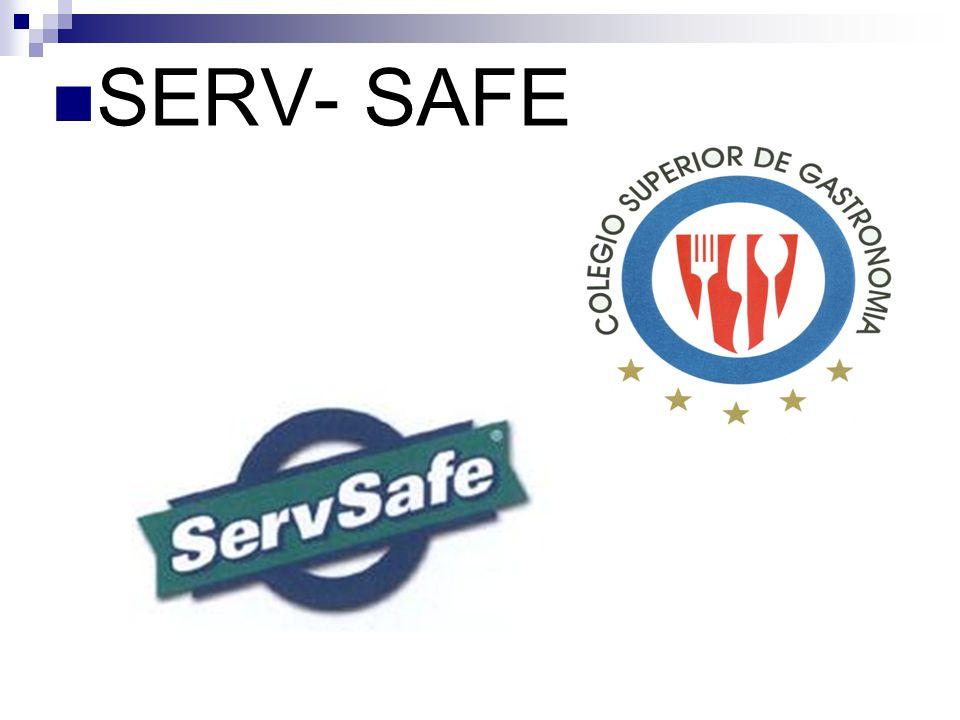 SERV- SAFE
