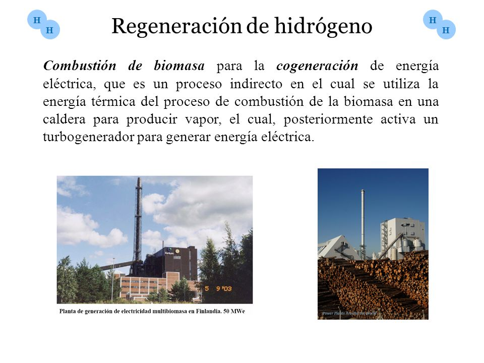 Combustión de biomasa para la cogeneración de energía eléctrica, que es un proceso indirecto en el cual se utiliza la energía térmica del proceso de c