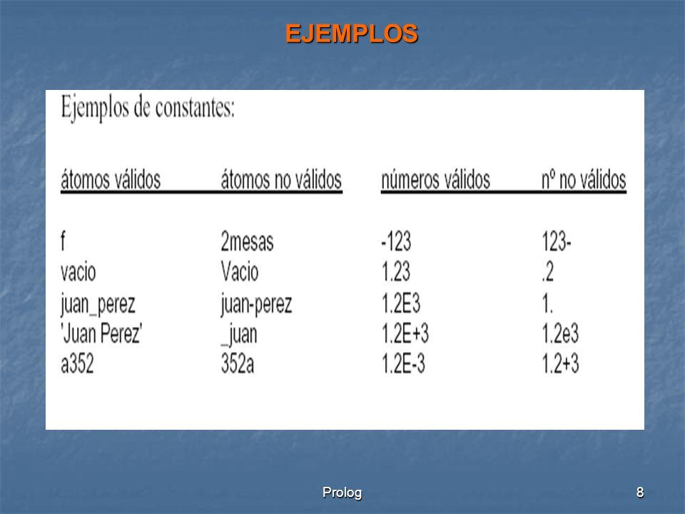 Prolog8 EJEMPLOS