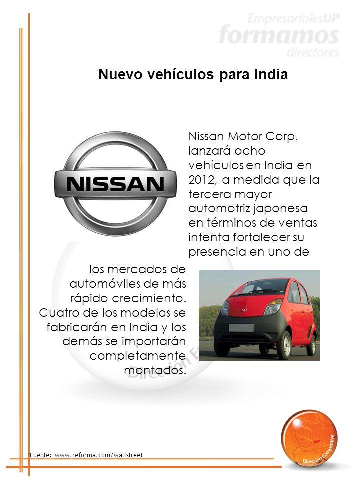 Nissan Motor Corp.