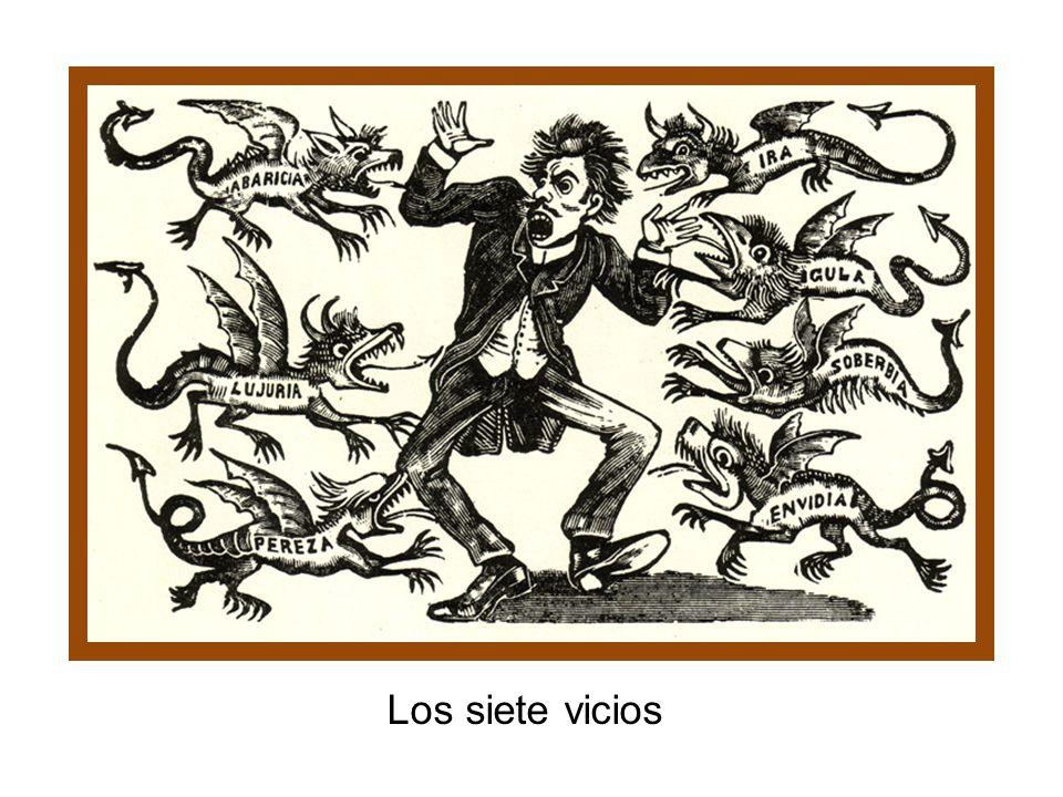 Los siete vicios