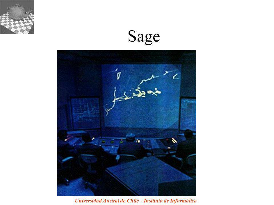 Universidad Austral de Chile – Instituto de Informática Sage
