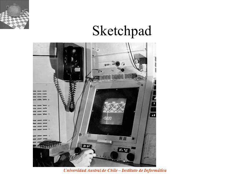 Universidad Austral de Chile – Instituto de Informática Sketchpad