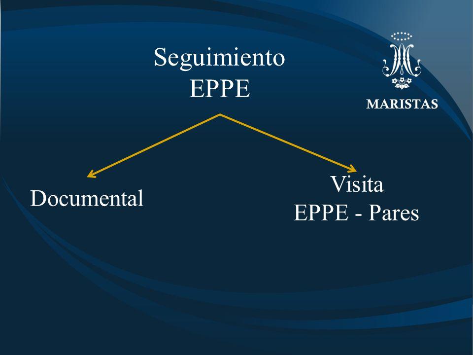Seguimiento EPPE Documental Visita EPPE - Pares