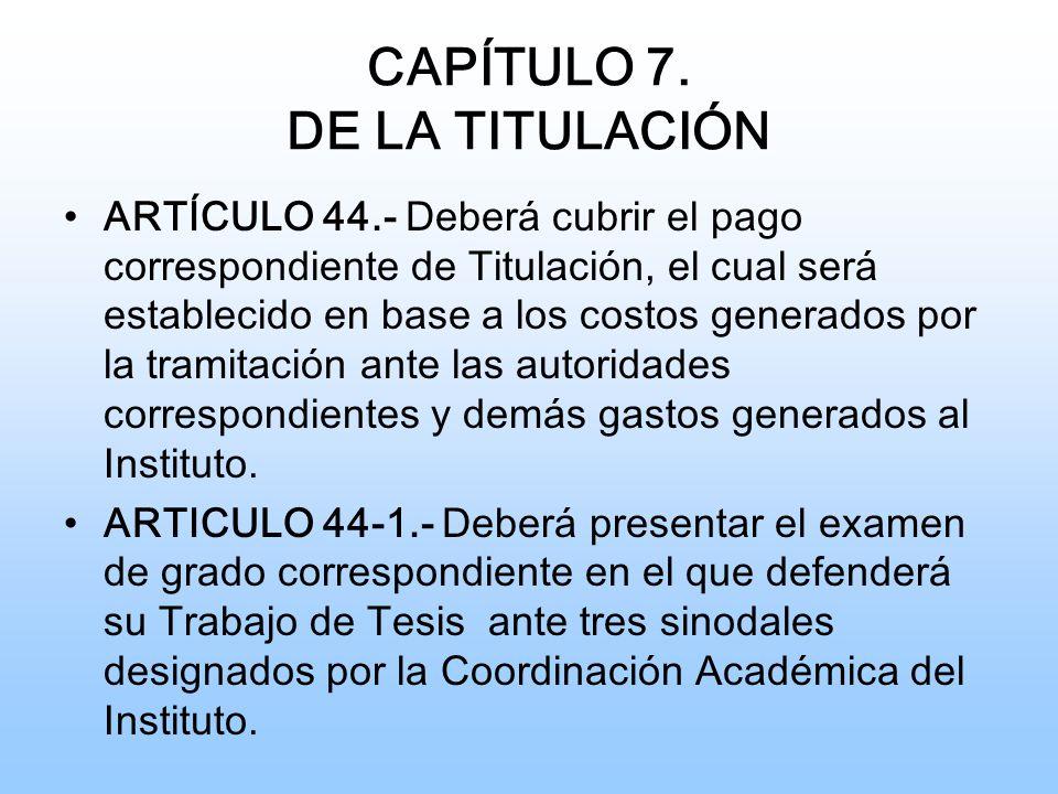 CAPÍTULO 7.