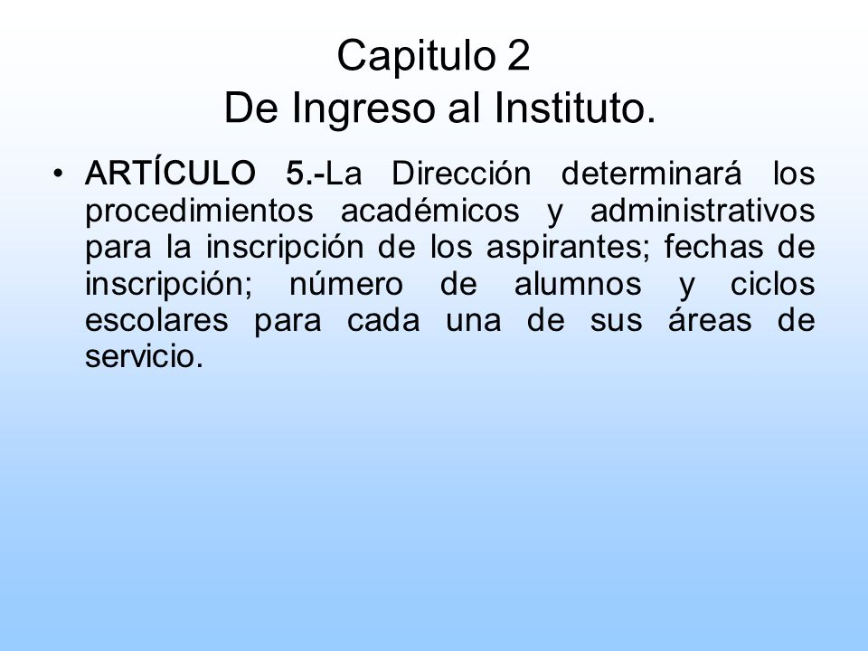 CAPÍTULO 3 DE LOS ALUMNOS ARTÍCULO 29.- El Coordinador Académico informara a los Alumnos, al iniciar el semestre, de la programación de los cursos, horarios, Facilitadores y actividades.
