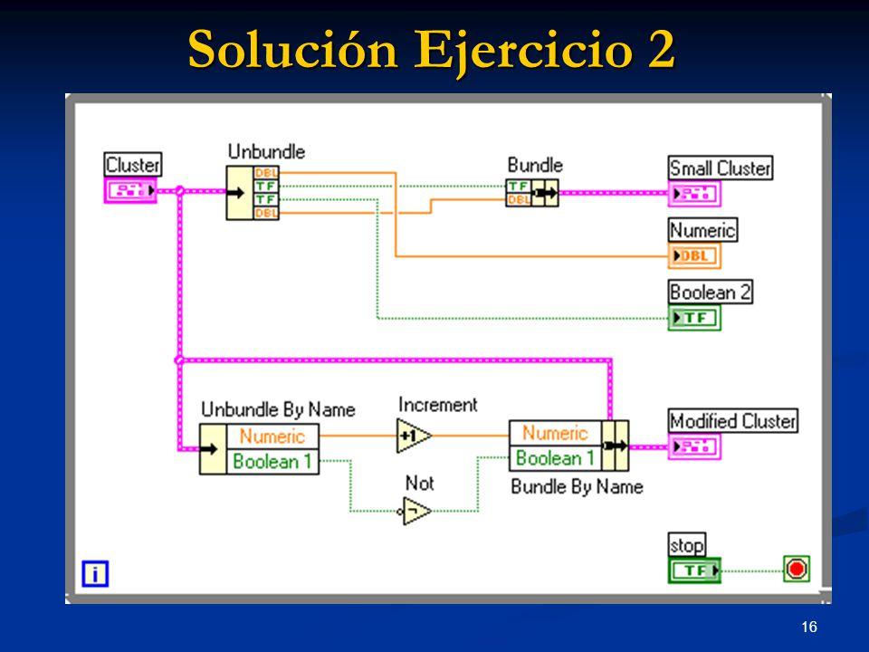 16 Solución Ejercicio 2