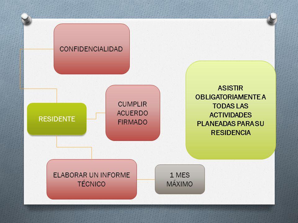 RESIDENCIAS PROFESIONALES SEMESTRE AGOSTO 2013– ENERO 2014 A.