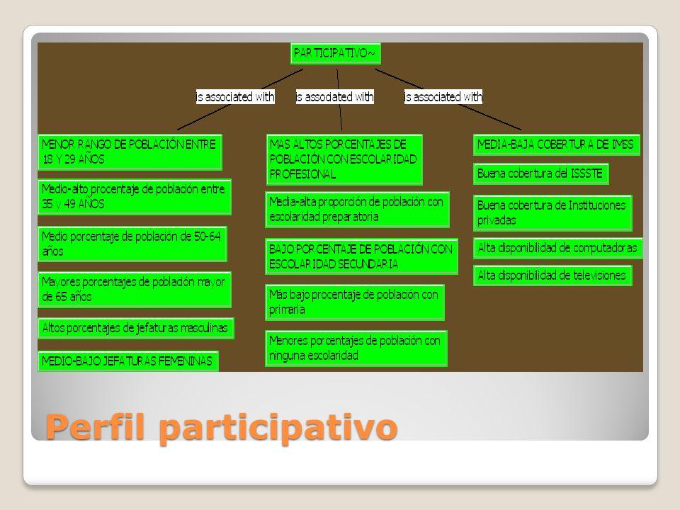 Perfil participativo