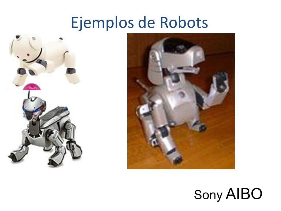Ejemplos de Robots Robot Lego RCX