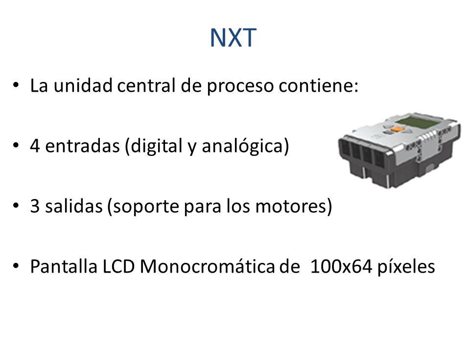 Robot Lego Mindstorms NXY Ejemplos de Robots 17