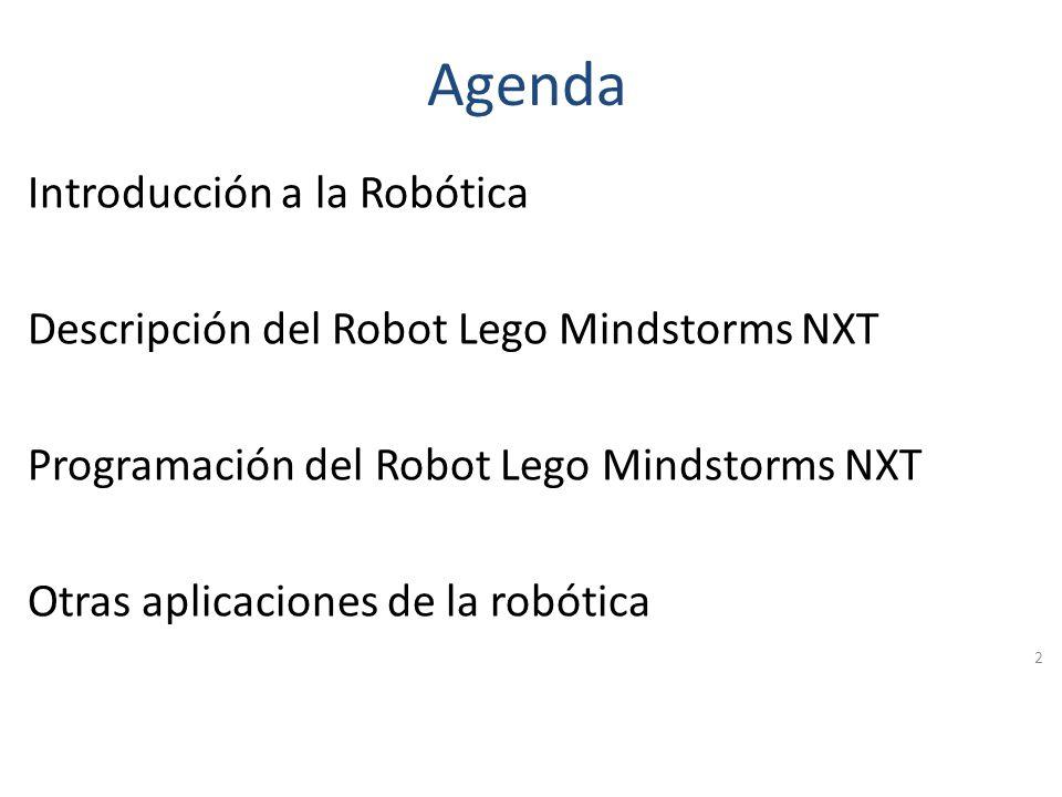 Robótica M.C. Juan Carlos Olivares Rojas