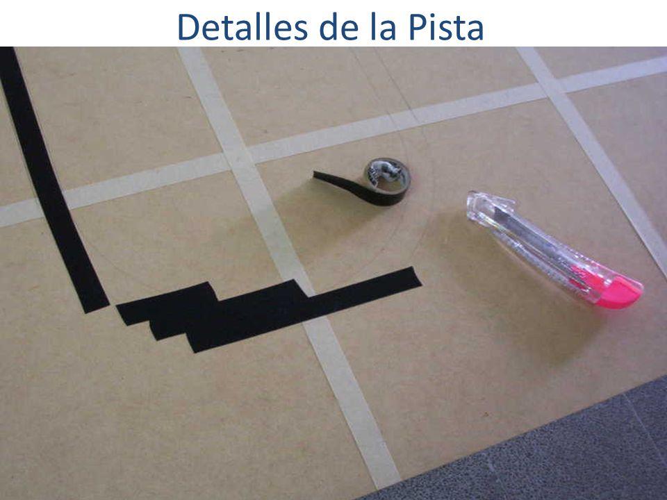 Construcción de Pistas de Robots