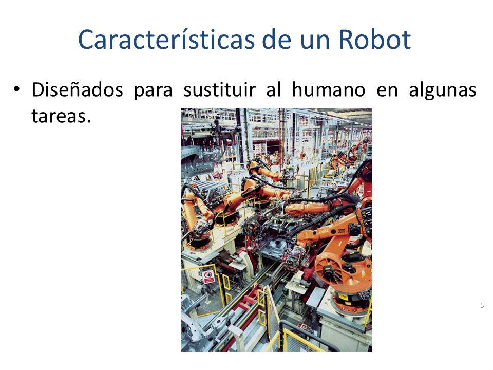 ¿Qué es un Robot? Deriva de la palabra checa robota. Literalmente significa esclavitud, servidumbre forzada Máquina mecánica o autómata capaz de inter