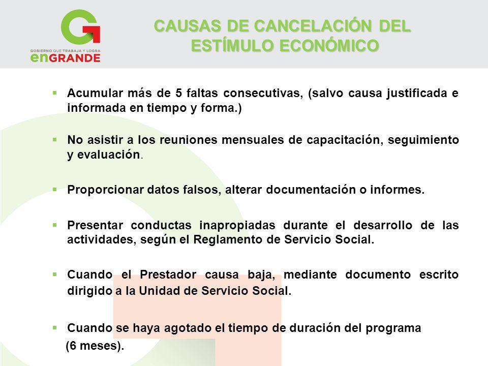 EN CASO DE BAJA DEL PSS Se requisita el formato de oficio de Baja, en cual deberá ser impreso en hoja membretada, sellado y firmado por el responsable de servicio social de la Institución Educativa.