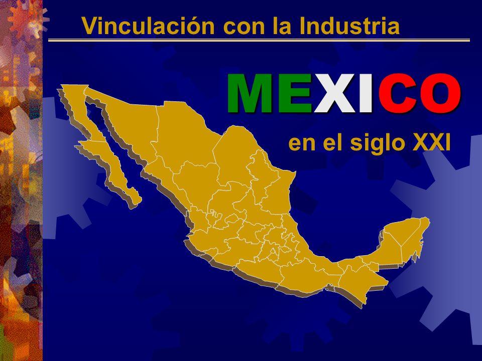 Vinculación con la Industria MEXICO en el siglo XXI