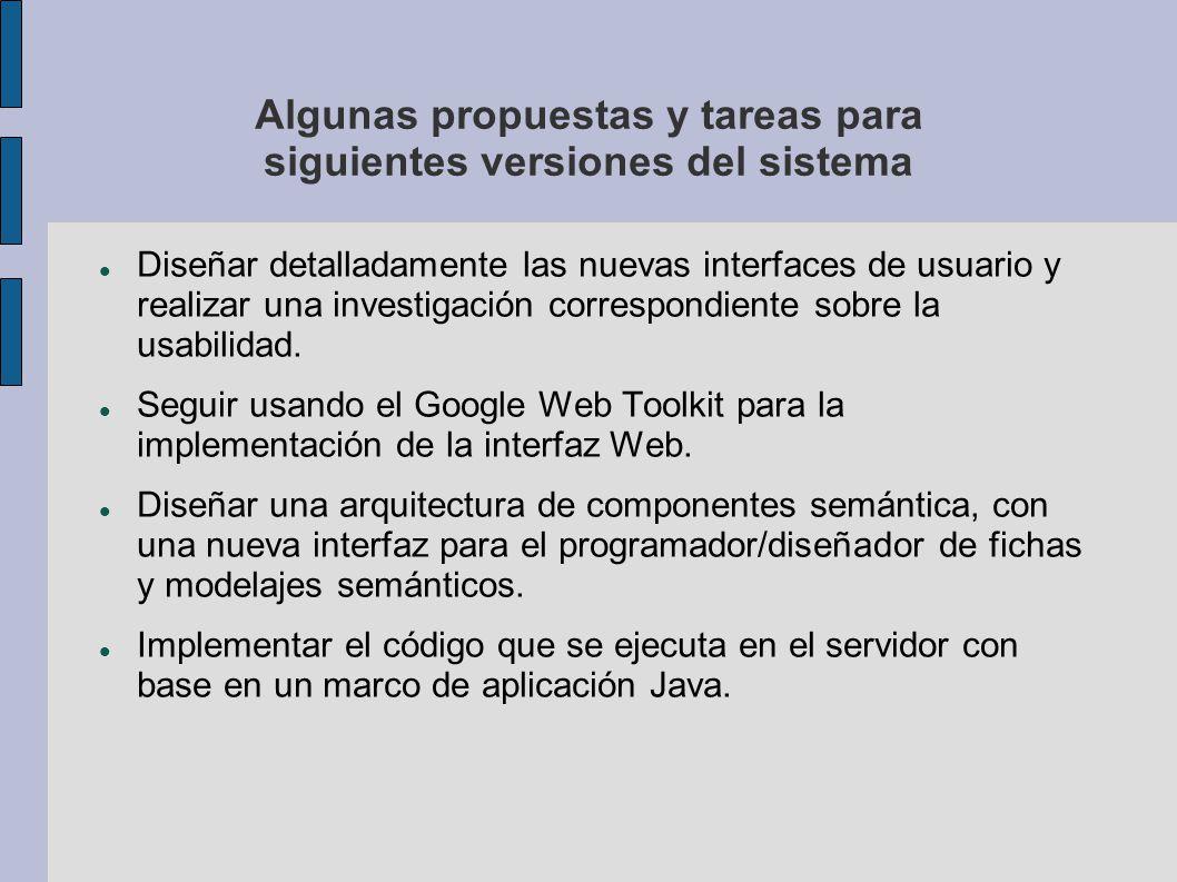 Ponencias sobre el Pescador http://durito.nongnu.org http://ceur-ws.org/Vol-348 http://ceur-ws.org/Vol-334 http://image.ntua.gr/swamm2006/SIEDLproceedings.pdf Depósito de código fuente http://lais.mora.edu.mx/svn/ ¡Gracias!