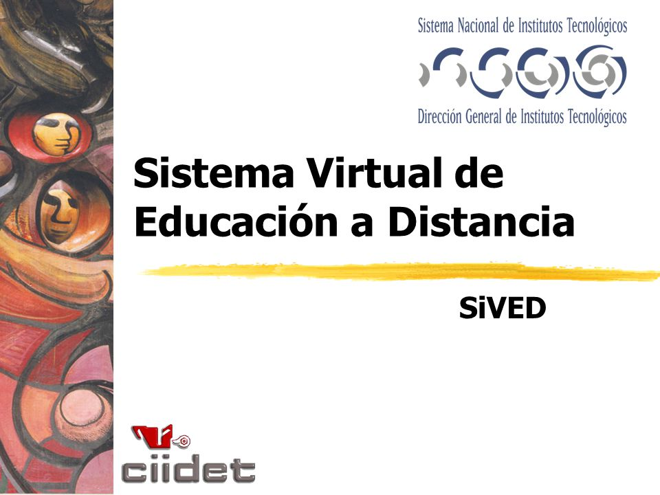 Sistema Virtual de Educación a Distancia SiVED