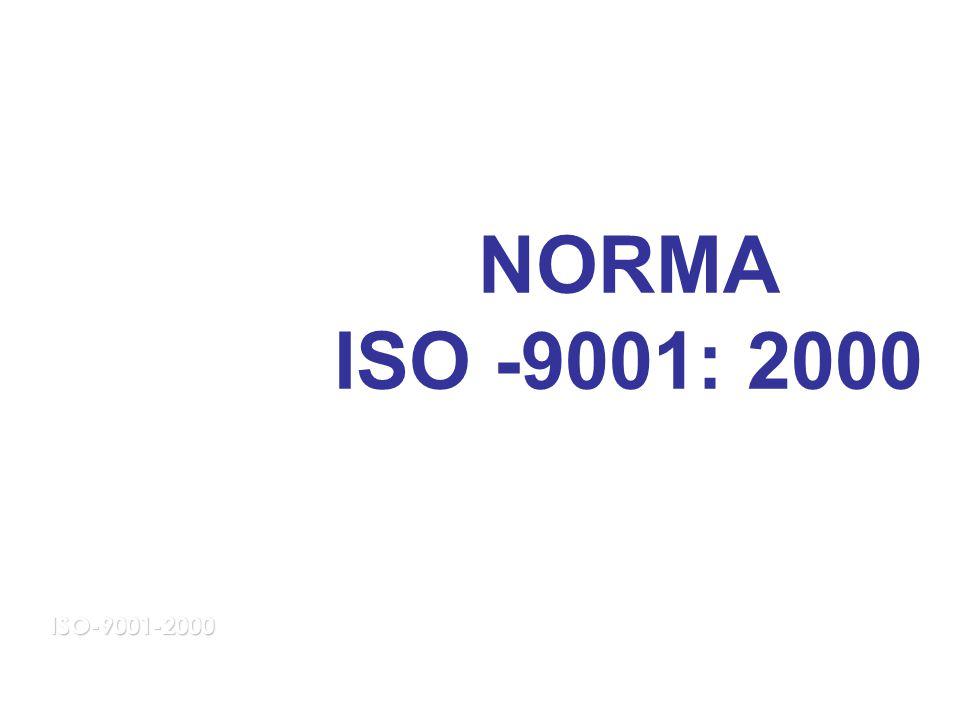 Enfoque de ISO 9001:2000 Enfoque de ISO 9001:2000 Enfocado a los procesos buscando al final del camino satisfacer los REQUERIMIENTOS DEL CLIENTE.