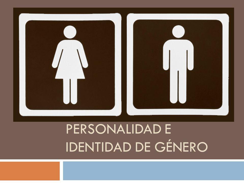 La definición del género de una persona es multifactorial: Factores genéticos Factores biológicos Influencia social