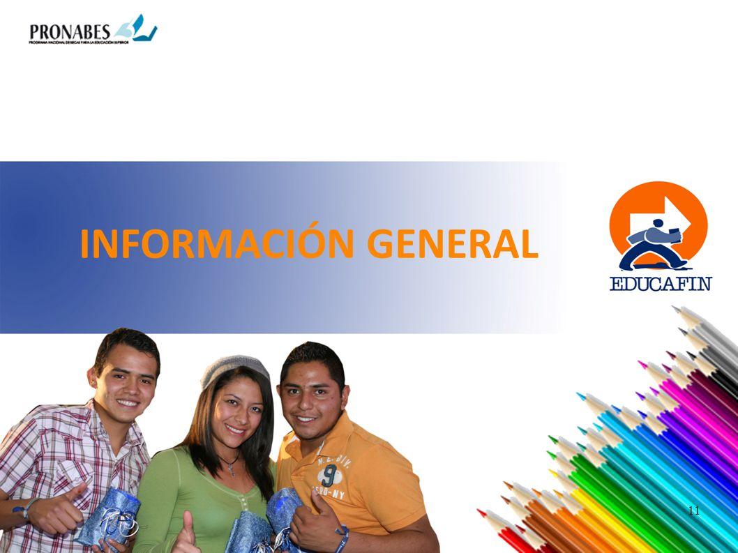 INFORMACIÓN GENERAL 11