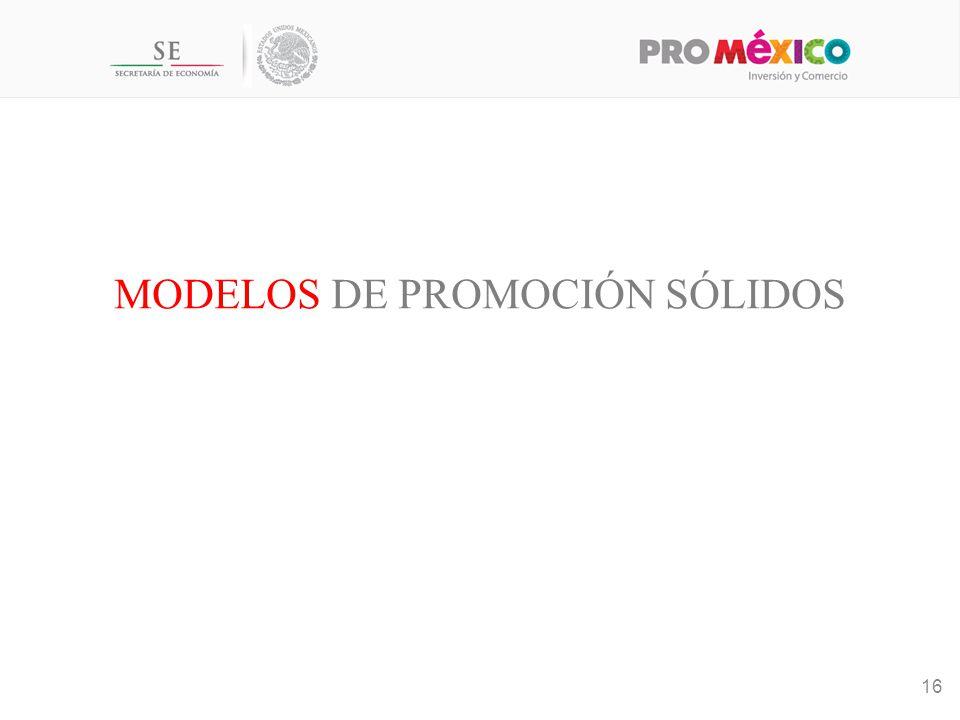 MODELOS DE PROMOCIÓN SÓLIDOS 16