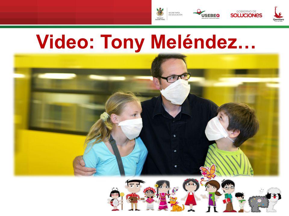 Video: Tony Meléndez…
