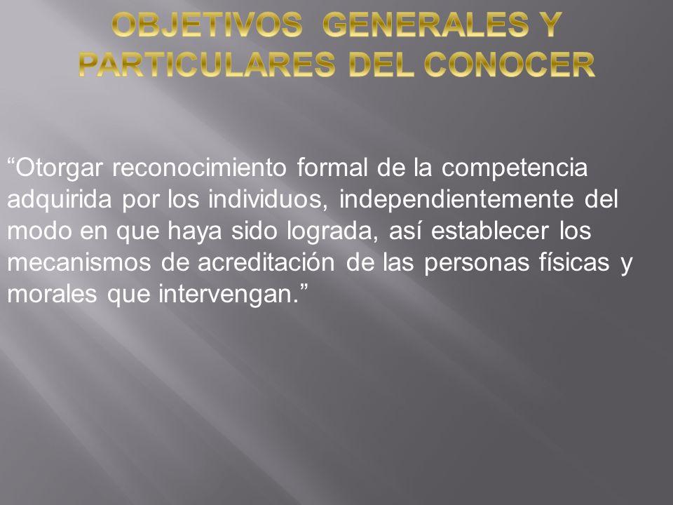 Organizar los Sistemas de Normalizado y de Certificación de Competencia Laboral por ramo.