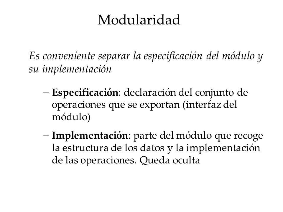 ¿Por qué modular las aplicaciones.