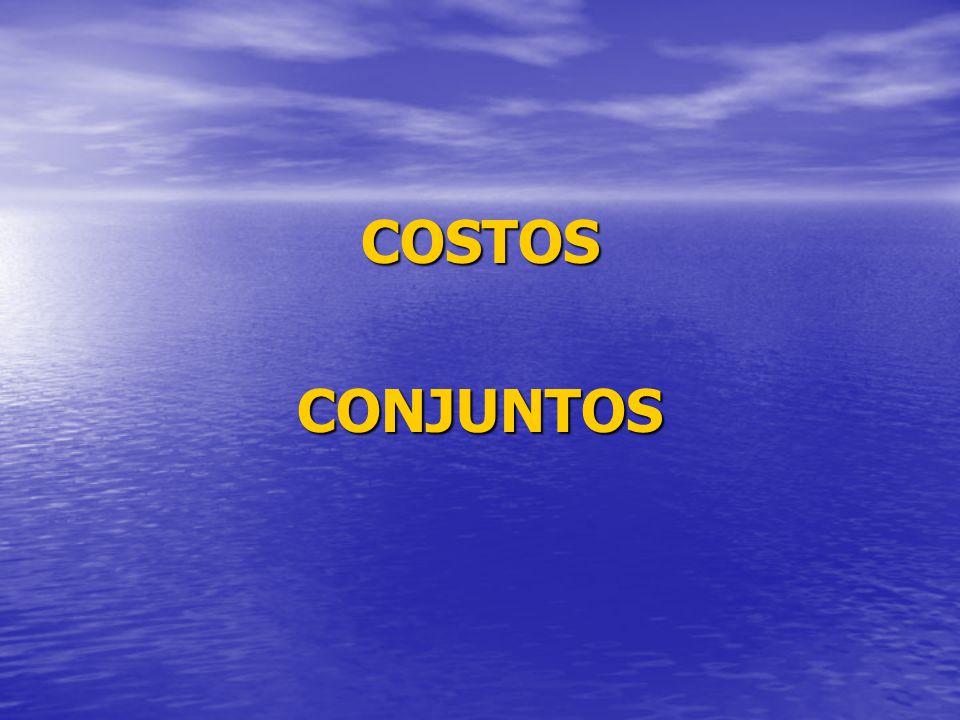 COSTOSCONJUNTOS