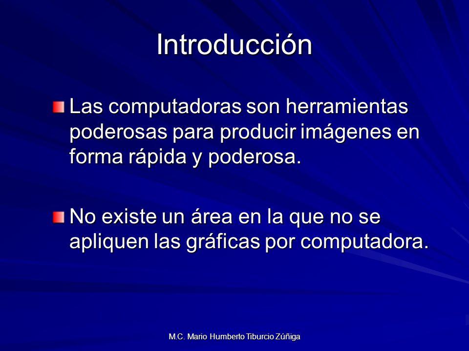 M.C.Mario Humberto Tiburcio Zúñiga Procedimiento al aplicar una T.G.