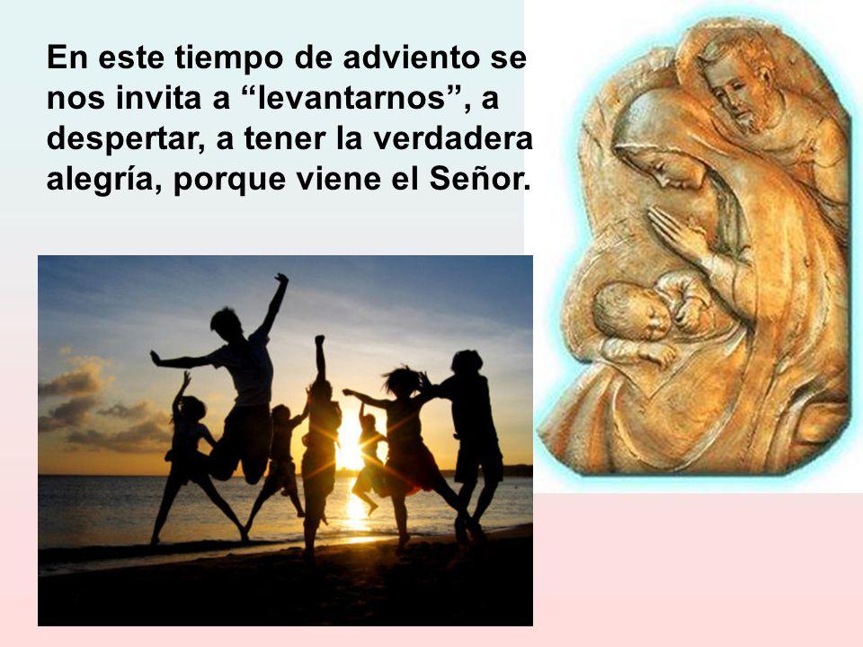 Hay muchos signos de esperanza: movimientos de unidad en las iglesias, familias responsables y misioneras, comunidades que viven sinceramente la providencia de Dios, jóvenes que viven con verdadera responsabilidad su compromiso de vida, enfermos y ancianos que sonríen y esperan.