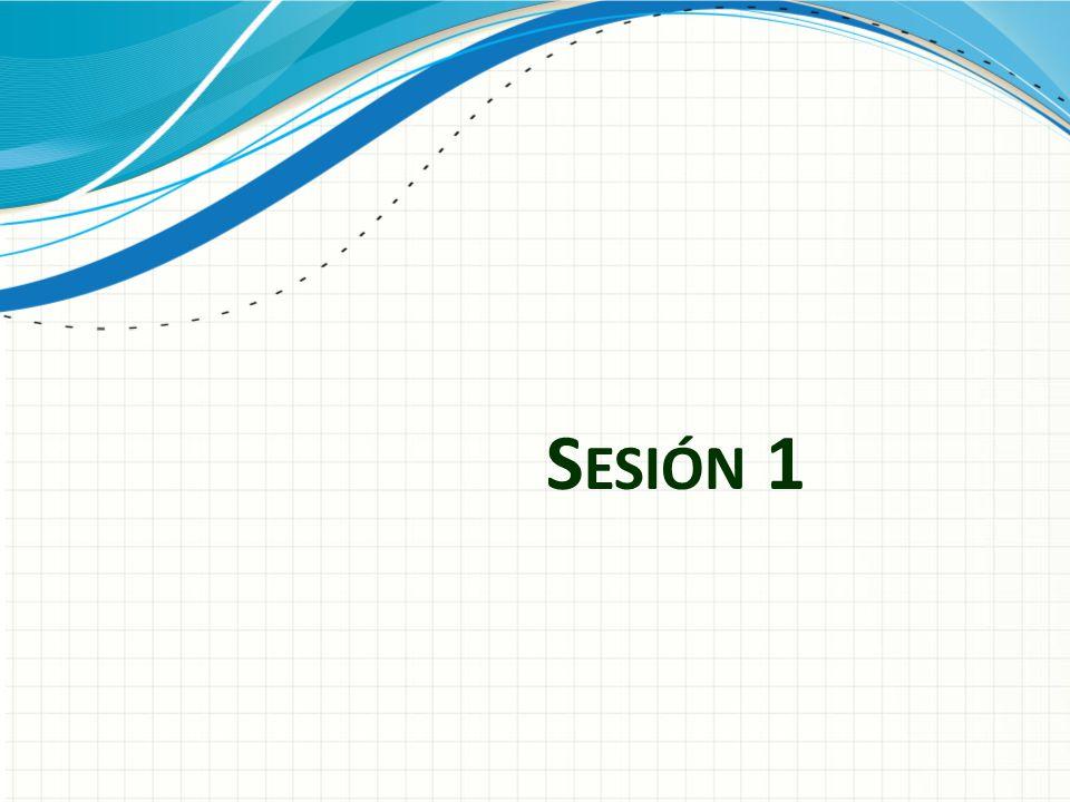 Sesión 1 - Inducción Presentación y reglas del curso Contenido general del curso Conociendo nuestra Institución Proceso general de recepción de Ingresos Actores del proceso de Ingresos y sus funciones Rutina general de atención