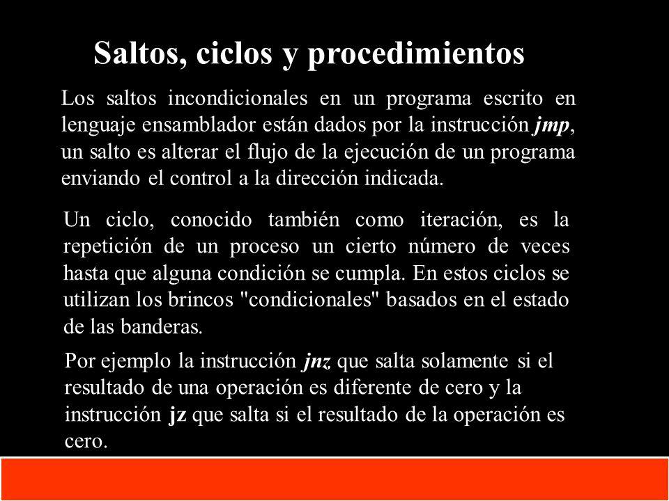 1-27 Copyright © Oracle Corporation, 2001. All rights reserved. Saltos, ciclos y procedimientos Los saltos incondicionales en un programa escrito en l