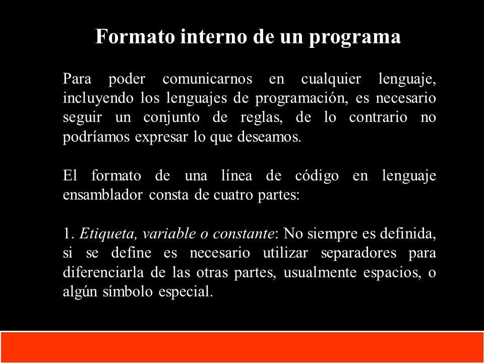 1-8 Copyright © Oracle Corporation, 2001. All rights reserved. Formato interno de un programa Para poder comunicarnos en cualquier lenguaje, incluyend