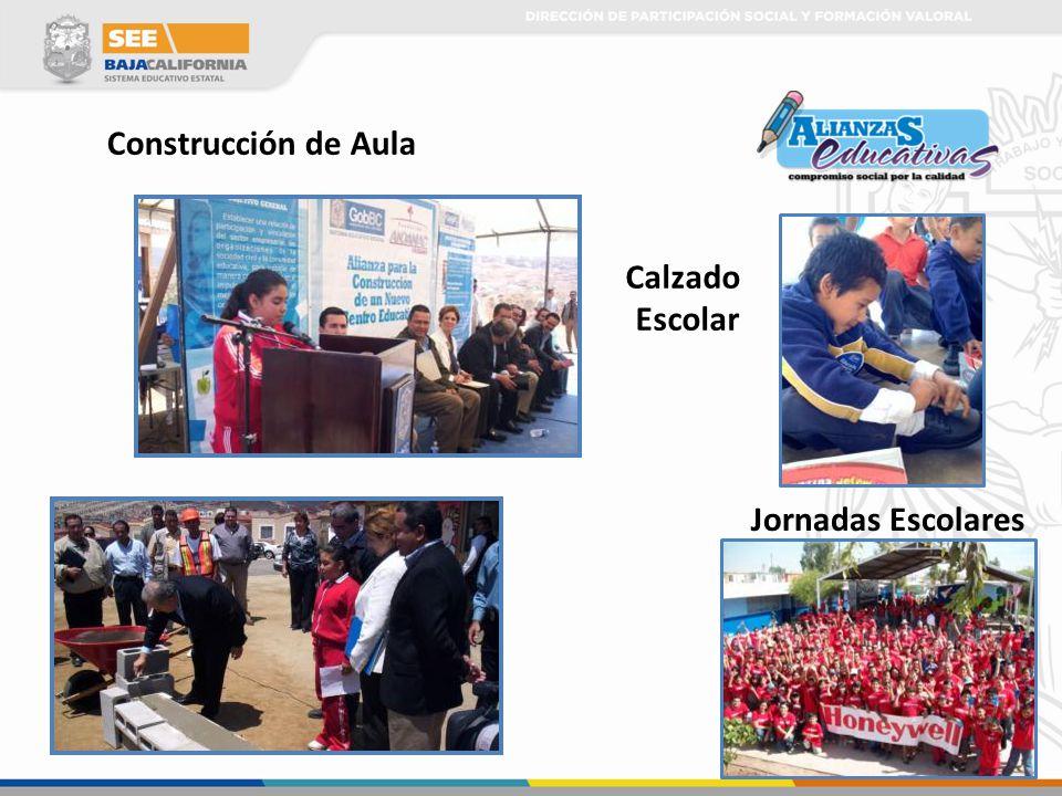 Calzado Escolar Jornadas Escolares Construcción de Aula