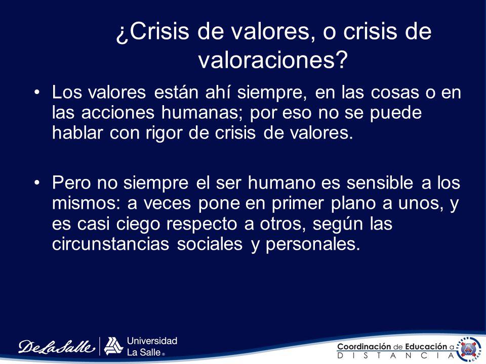 ¿Qué es el Valor Moral? Por valor moral se entiende aquello que hace buena a la persona; y contravalor lo que la hace mala. Es un valor objetivo, ya q