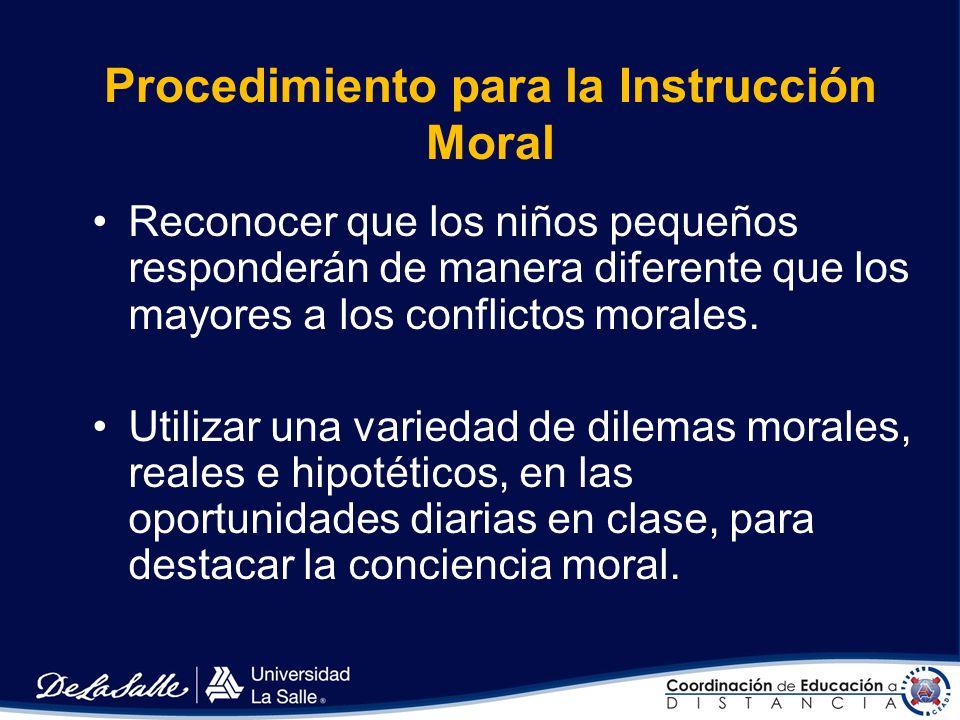 Moralidad postconvencional Se alcanza solamente después de los 20 años y se da en pequeña cantidad de adulto Orientación de los principios ética unive