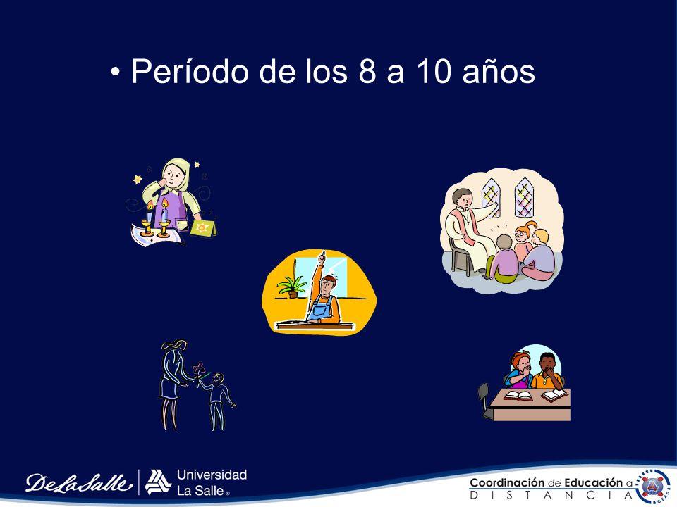 DESARROLLO DE LOS NIÑOS Período de los 6 a los 7 años.