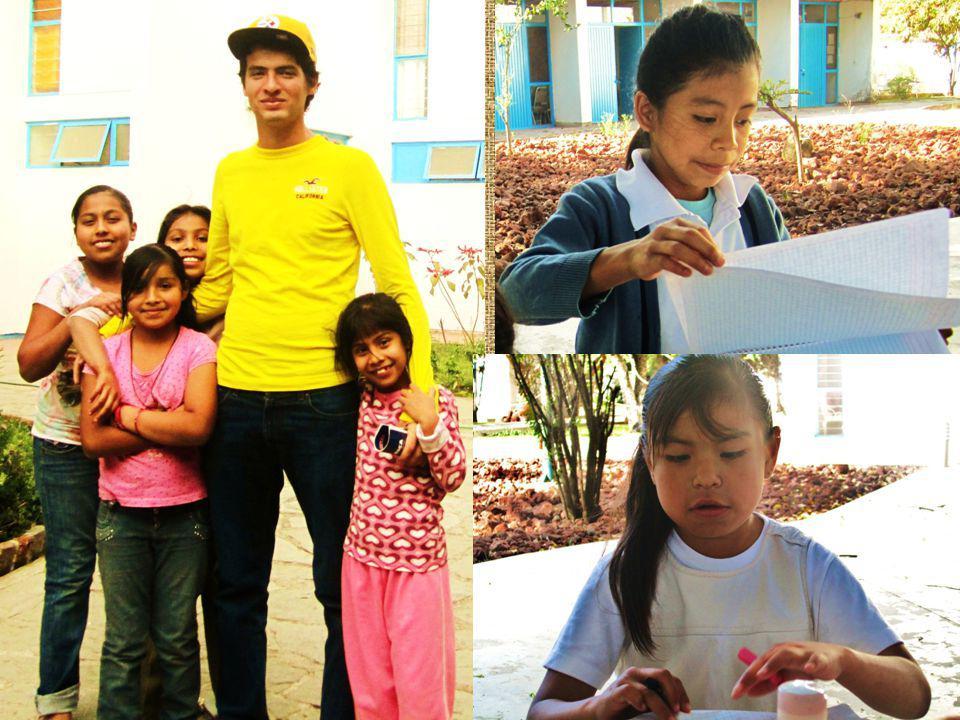 Alumnos del Costa: ayudarlas con la tarea, actividades didácticas, convivir…