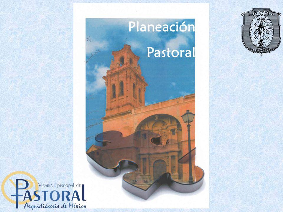 Planeación Pastoral