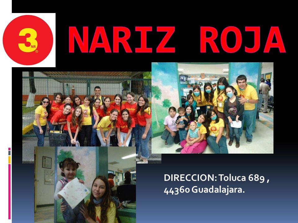 DIRECCION: Toluca 689, 44360 Guadalajara.