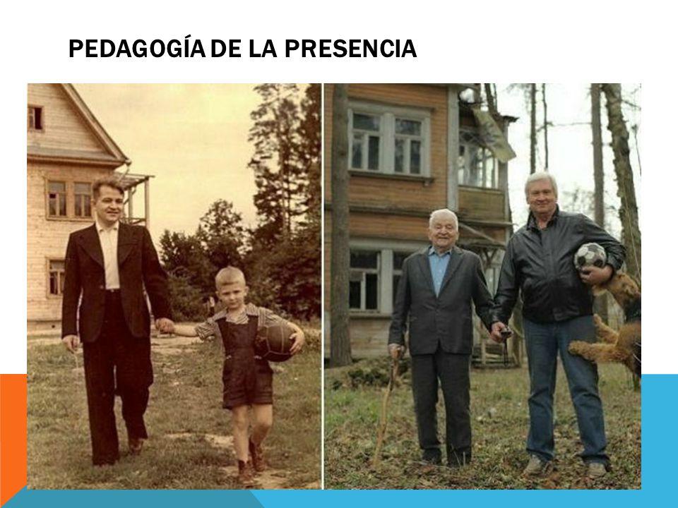 PEDAGOGÍA DE LA PRESENCIA
