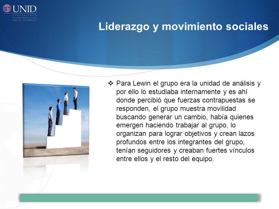 Liderazgo y movimiento sociales Extraído para fines educativos de: liderazgo1.jpgwww.networkeratractivo.com Extraído para fines educativos de: lideraz