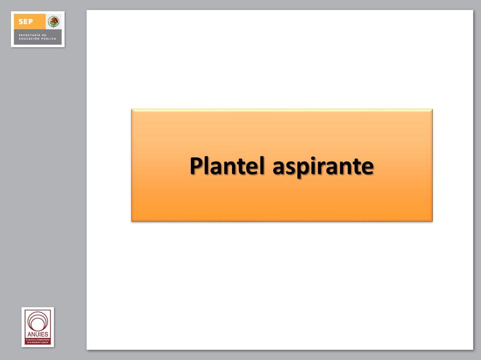 Plantel aspirante